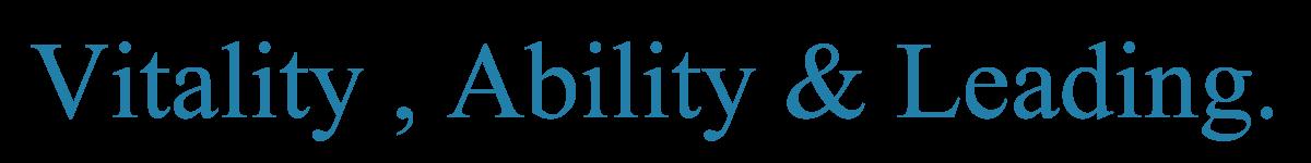 Vitality , Ability, Leading/